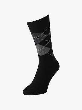 Socken im Doppel-Pack - 1 - TOM TAILOR