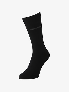 TT men's basic socks 2pcs - 2 - TOM TAILOR