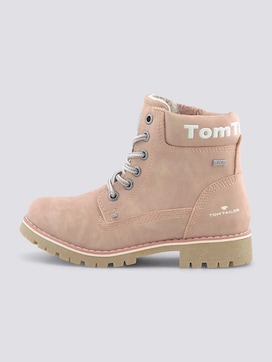 Winterstiefel mit Logoprint - 7 - TOM TAILOR