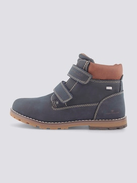 Boots with Velcro closure - 7 - TOM TAILOR