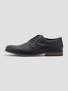 Shiny lace-up shoes - 7 - TOM TAILOR