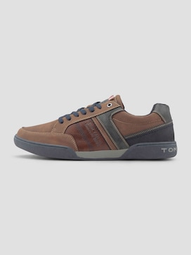 Faux leather sneakers - 7 - TOM TAILOR