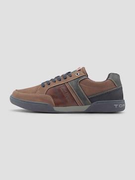 Sneaker aus Kunstleder - 7 - TOM TAILOR