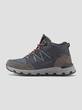 Gevoerde Trekking Sneakers - 7 - TOM TAILOR