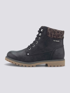 Leo lace-up ankle boots - 7 - TOM TAILOR