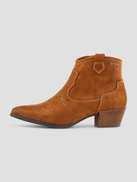 Cowboy Ankle Boots - 7 - TOM TAILOR