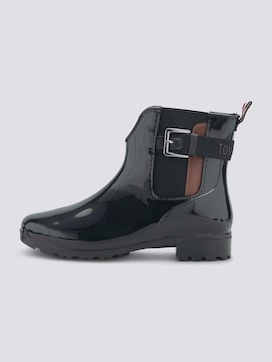 Wellington boots with buckles - 7 - TOM TAILOR