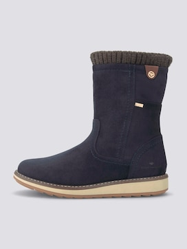 Lined boots - 7 - TOM TAILOR