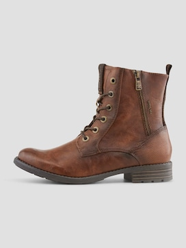 Lace-up ankle boots - 7 - TOM TAILOR