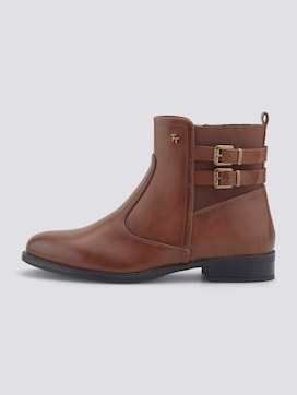 Ankle boots with buckles - 7 - TOM TAILOR