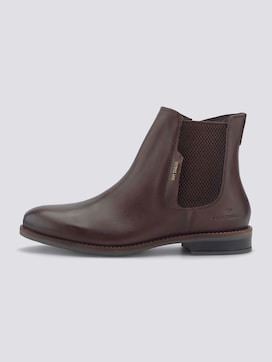 Genuine leather chelsea boots - 7 - TOM TAILOR