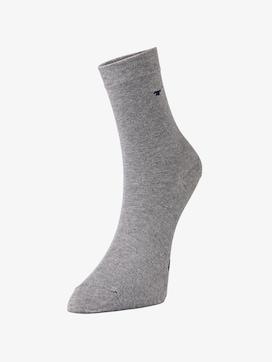 Socken im Dreierpack - 1 - TOM TAILOR