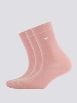 TT kids basic socks 3pcs - 7 - TOM TAILOR