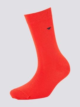 Socks in triple pack - 7 - TOM TAILOR