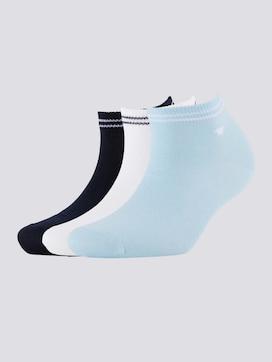 driepak Sneaker sokken - 7 - TOM TAILOR