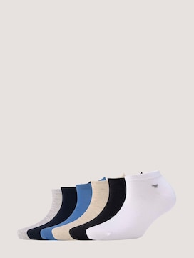 Sneaker socks in a pack of six - 7 - TOM TAILOR