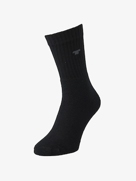nos sport socks 3pcs - 1 - TOM TAILOR