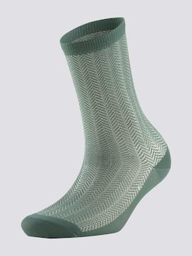 Strukturierte Socken - 7 - TOM TAILOR