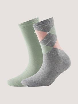 Socken im Doppelpack - 7 - TOM TAILOR