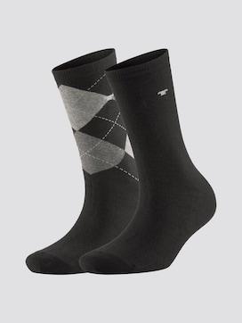 sokken per twee paar verpakt - 7 - TOM TAILOR
