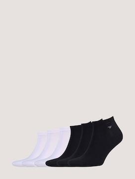 Sneaker socks in a pack of six - 7 - TOM TAILOR