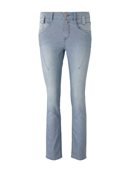 Tapered Relaxed Jeans in 78 Länge von TOM TAILOR