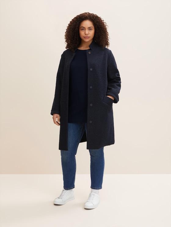 Carrie slim jeans - Vrouwen - Used Mid Stone Blue Denim - 3 - My True Me