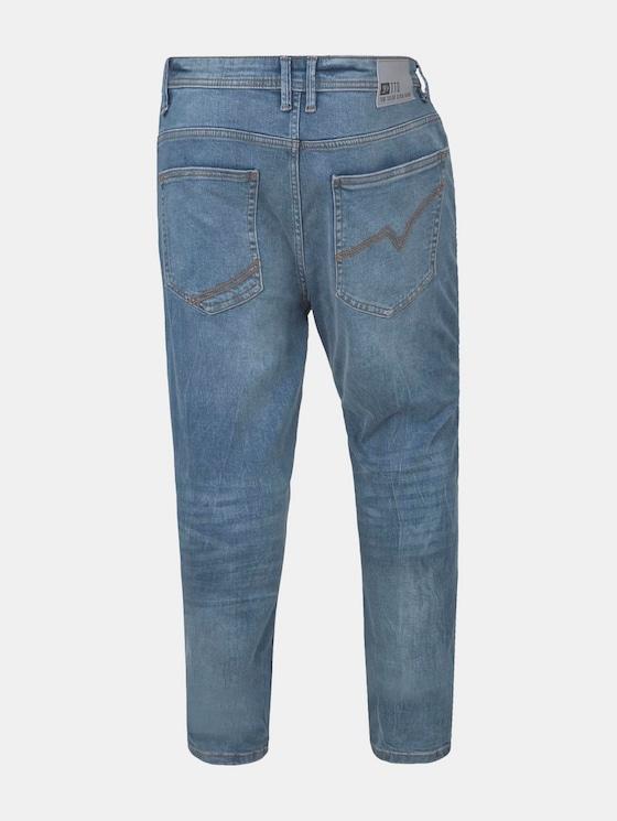 Conroy Tapered Jeans - Männer - light stone green cast denim - 8 - TOM TAILOR Denim