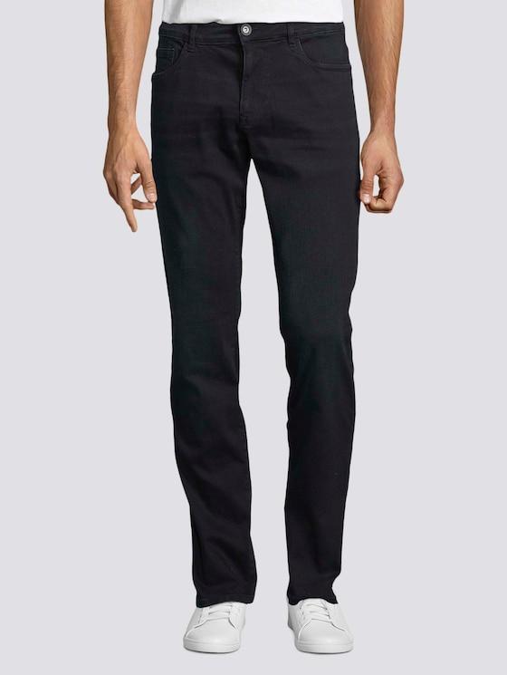 Josh regular slim jeans - Men - blue black denim - 1 - TOM TAILOR