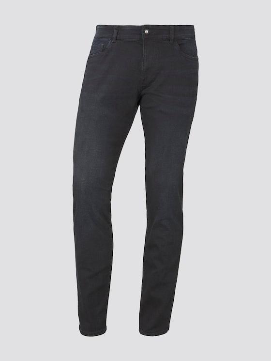 Josh Regular Slim Jeans - Männer - blue black denim - 7 - TOM TAILOR