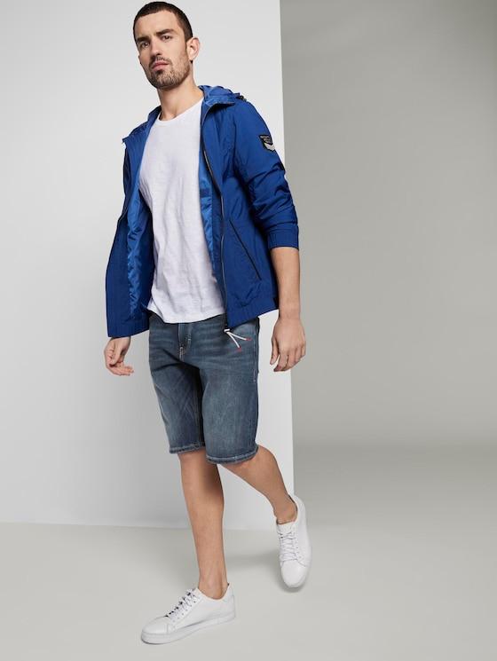 Josh Regular Slim Jeans-Shorts mit Superstretch - Männer - mid stone-wash denim - 3 - TOM TAILOR