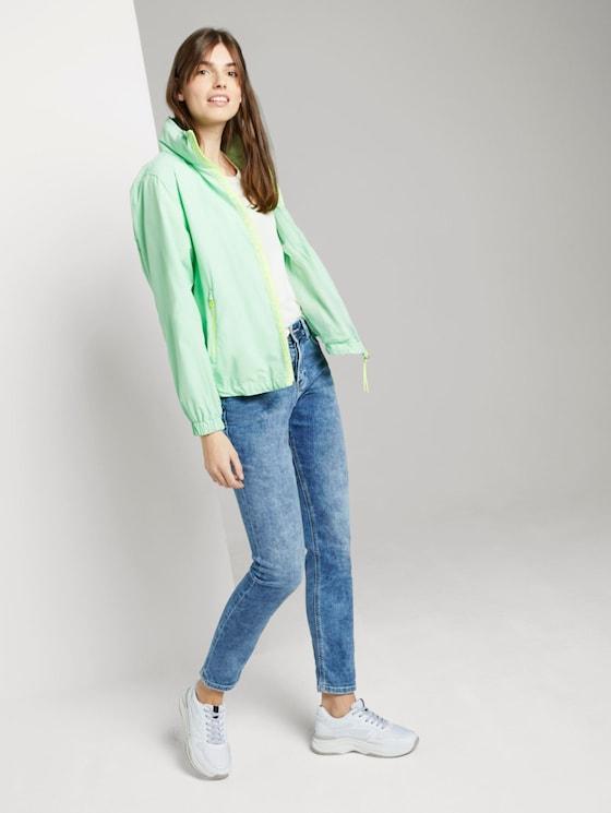 Lynn anti-fit jeans - Women - Used Light Stone Blue Denim - 3 - TOM TAILOR Denim