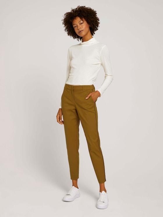 Signature Slim Pants - Frauen - green clay - 3 - Mine to five