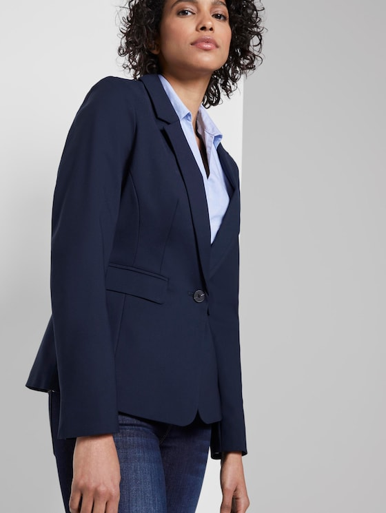 Signature Blazer - Frauen - Sky Captain Blue - 5 - Mine to five