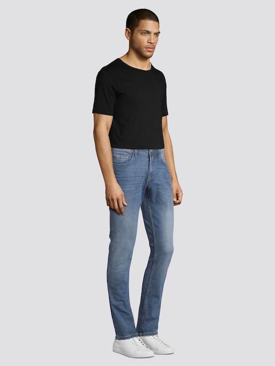 Piers Super Slim Jeans - Männer - mid stone wash denim - 3 - TOM TAILOR Denim