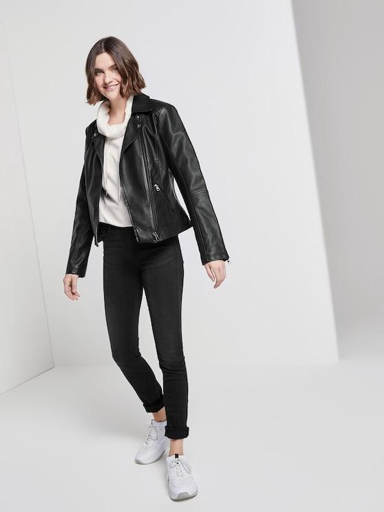 Tom Tailor Kate Skinny Jeans - Frauen - stone grey denim - 3 - TOM TAILOR