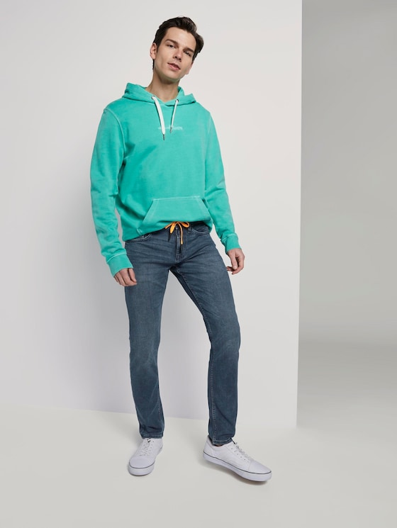 Piers slim jeans - Men - Tinted Blue Denim - 3 - TOM TAILOR Denim