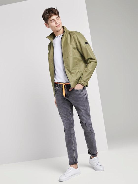 Piers slim jeans - Men - grey denim - 3 - TOM TAILOR Denim