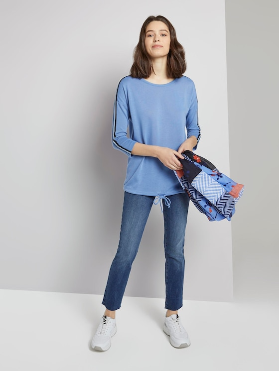 Kate Slim Jeans - Frauen - mid stone wash denim - 3 - TOM TAILOR