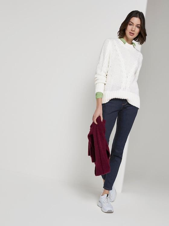 Alexa slim jeans - Women - Rinsed Blue Denim - 3 - TOM TAILOR