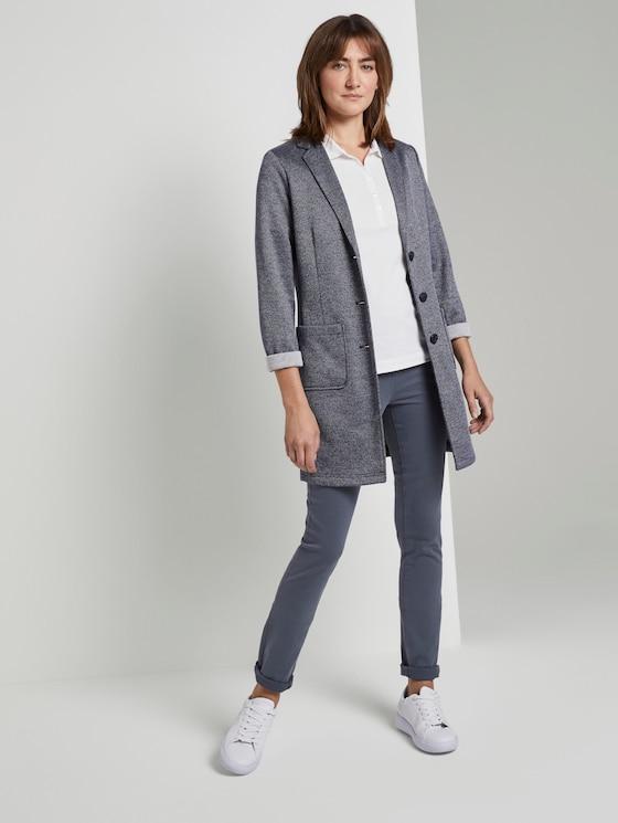 Alexa Slim Jeans in Farbwaschung - Frauen - Steal Blue - 3 - TOM TAILOR