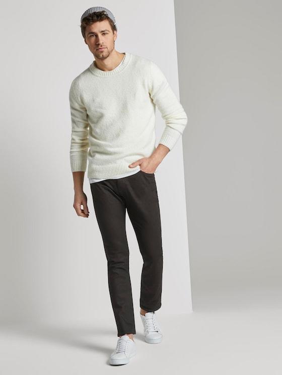 Josh Regular Slim Jeans - Männer - clean raw black denim - 3 - TOM TAILOR