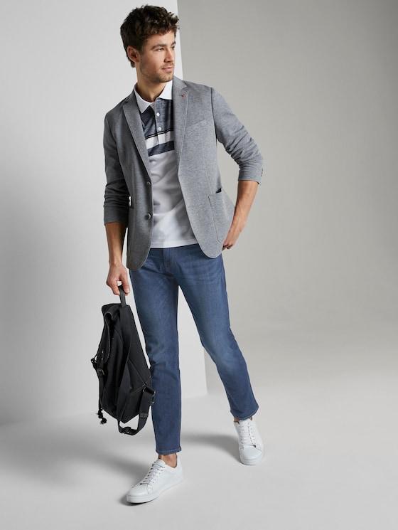 Josh Regular Slim Jeans - Männer - dark stone wash denim - 3 - TOM TAILOR