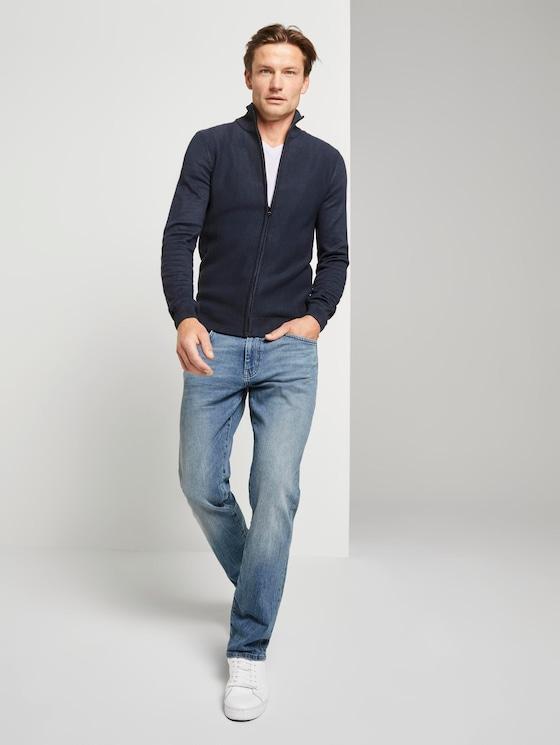Marvin Straight Jeans - Männer - light stone wash denim - 3 - TOM TAILOR