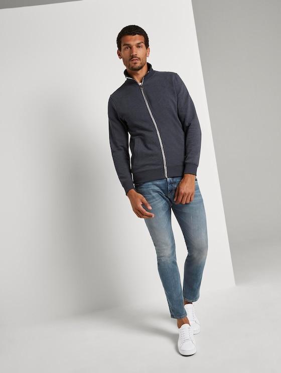Josh Regular Slim Jeans - Männer - mid stone bright blue denim - 3 - TOM TAILOR