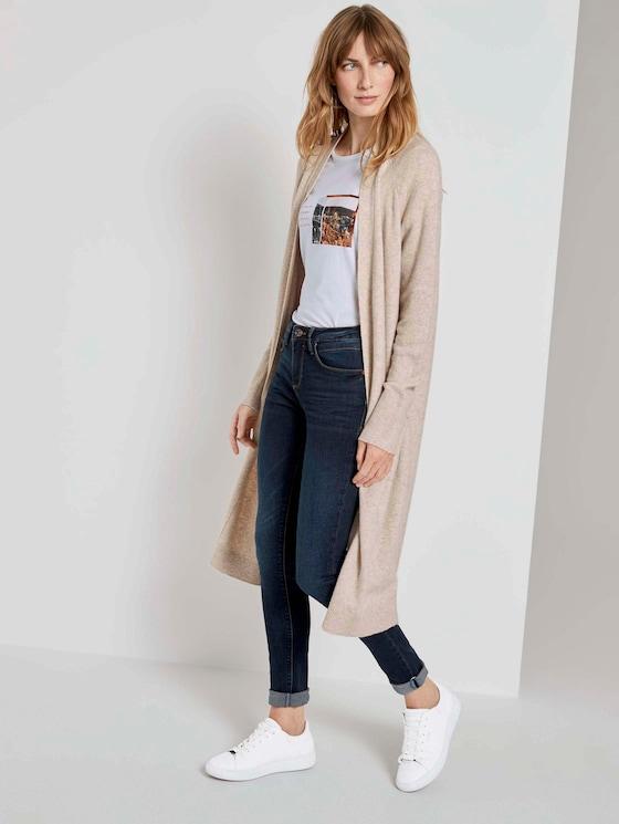 Alexa Skinny Jeans - Frauen - stone wash denim - 3 - TOM TAILOR