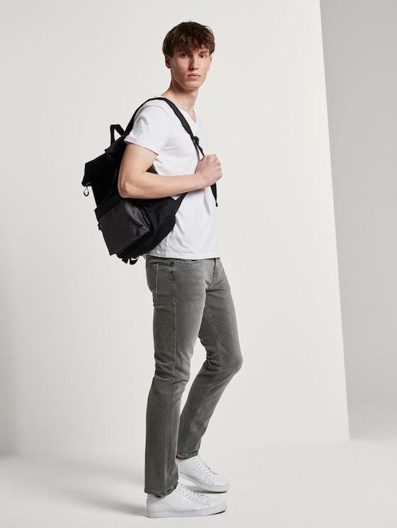 Aedan straight jeans - Men - grey denim - 3 - TOM TAILOR Denim