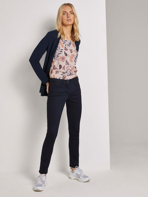 Casual Alexa Slim Jeans - Frauen - Sky Captain Blue - 3 - TOM TAILOR