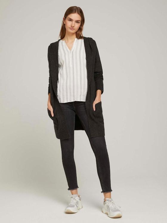 Jona Extra Skinny Jeans - Vrouwen - used mid stone grey denim - 3 - TOM TAILOR Denim