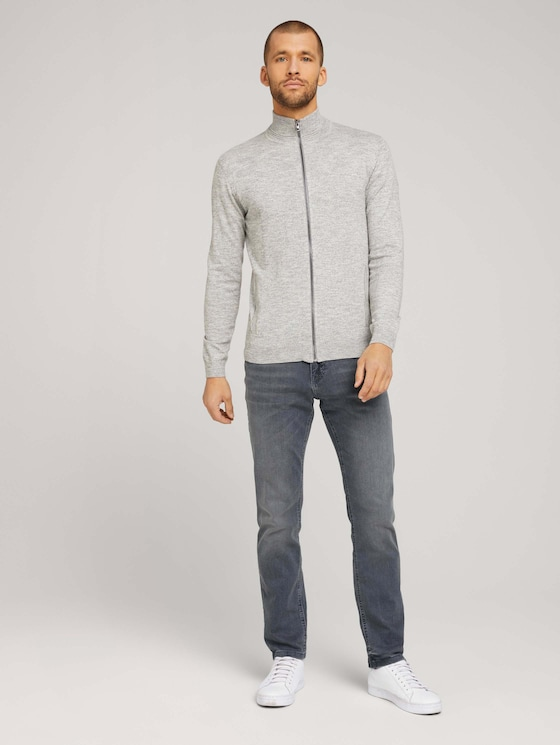 Marvin Straight Jeans - Männer - clean mid stone grey denim - 3 - TOM TAILOR